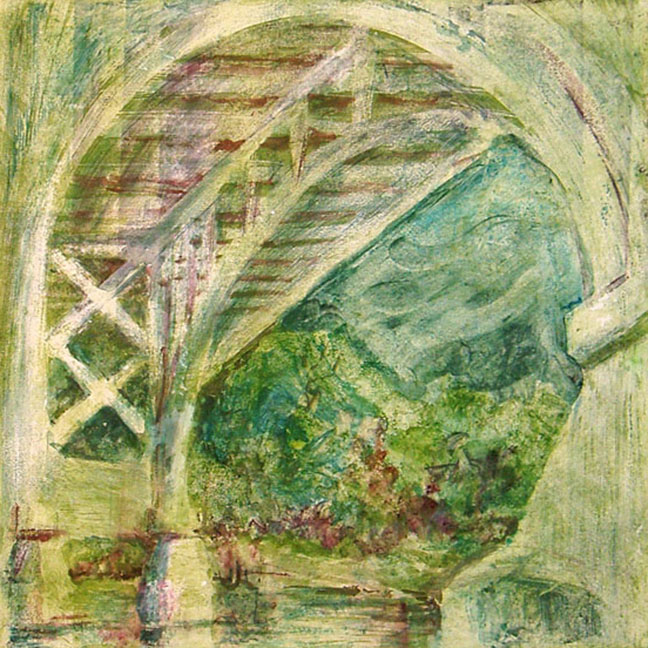 under-mendota-bridge-green